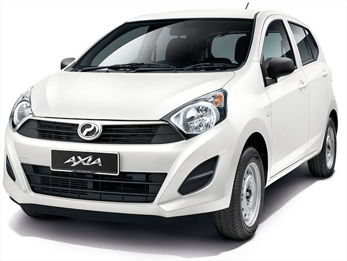 Black Book Car Prices >> Perodua Axia 1.0 (M) | KMT Global Rent A Car