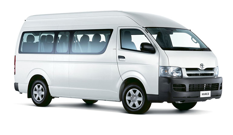 Toyota Hiace Van Kmt Global Rent A Car